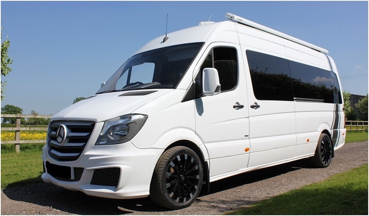 Vw Campervan Accessories >> Volkswagen Crafter LWB (L3) Full Set Of Privacy Tinted Windows With FREE Fitting Kit Worth Over ...