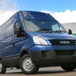 Iveco Daily Window Packages