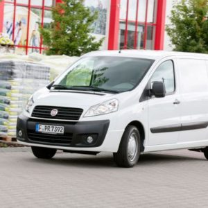 Fiat Scudo Window Packages
