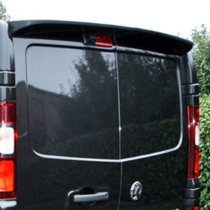 Renault Trafic 2014 (X82) Rear Styling