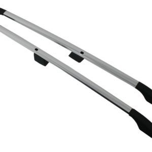Renault Trafic Aluminium Roof Rails and Cross Bars Set (LWB)