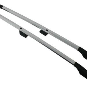 Vauxhall Vivaro x82 2014> Aluminium Roof Rails and Cross Bars Set (LWB)