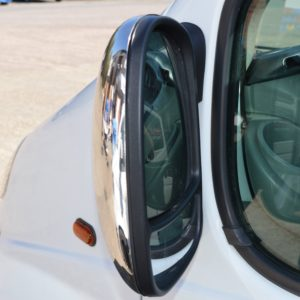 Renault Trafic Chrome Wing Mirror Covers