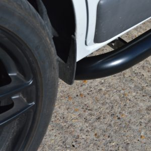 Renault Trafic Sportline Style BLACK Side Bars (SWB L1)
