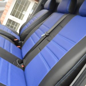 Volkswagen Crafter Seat Covers - Blue