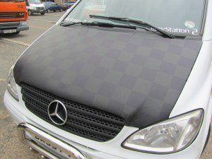 Mercedes Vito Front Styling