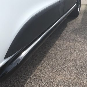 Renault Trafic Side Styling