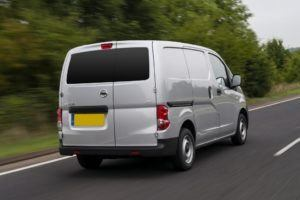 Nissan NV200 Window Package