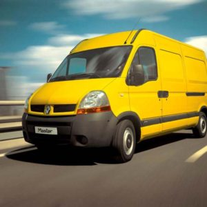 Renault Master 1997-2010 Window Packages