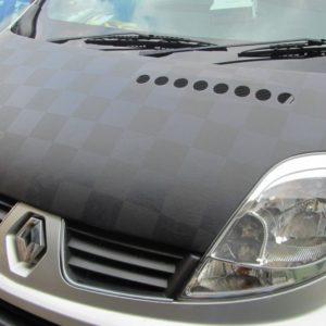 Vauxhall Vivaro Front Styling