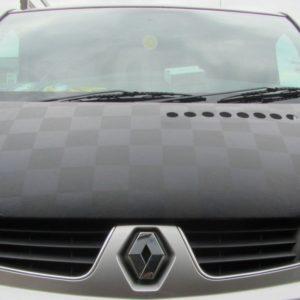Peugeot Boxer Chequered Bonnet Bra