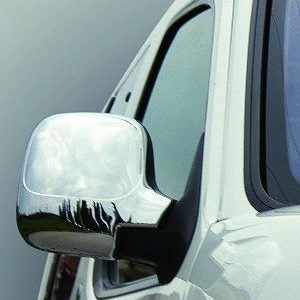 Peugeot Partner Stainless Steel Chrome Mirror Covers (pair)