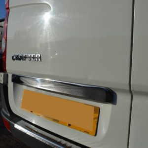 VW Crafter Chrome Rear Door Grab Handle Cover