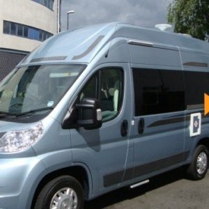 Peugeot Boxer MWB (L2) Full Set Of Privacy Tinted Windows With FREE Fitting Kit Worth Over £150.00