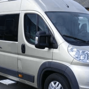 Fiat Ducato XLWB (L4) Full Set Of Privacy Tinted Windows With FREE Fitting Kit Worth Over £150.00