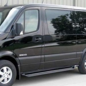 Volkswagen Crafter N/S/R Fixed Window In Privacy Tint MWB