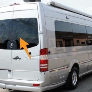 VW Crafter SWB (L1) Full Set Of Privacy Tinted Windows With FREE Fitting Kit Worth Over £150.00