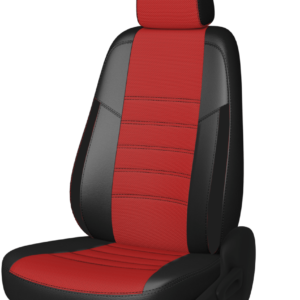 Trafic/Vivaro/Primastar x82 2014> Seat Covers - Red