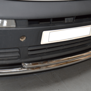Renault Trafic Stainless Steel Double City Bars