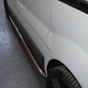 Nissan Primastar Sportline Style Side Bars (LWB L2)