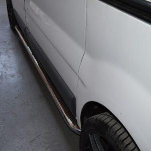 Nissan Primastar Sportline Style Side Bars (SWB L1)