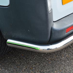 Vauxhall Vivaro Rear Styling