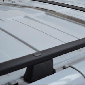 Vauxhall Vivaro Roofbars and Crossbars