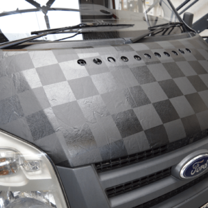 Ford Transit Front Styling