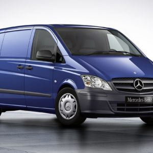 Mercedes Vito Window Packages