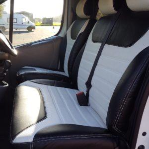 Nissan Primastar Seat Covers