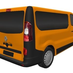Vauxhall Vivaro 2014 (x82) Full Set Of Privacy Tinted Windows With FREE Fitting Kit Worth Over £150.00
