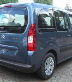 Peugeot Partner Rear Styling