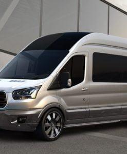 Ford Transit 2013> Windows