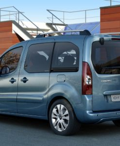 Citroen Berlingo Window Packages