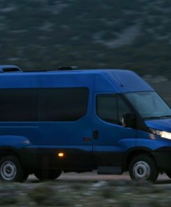 Iveco Daily 2014> Glass