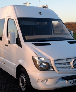 Mercedes Sprinter Window Packages