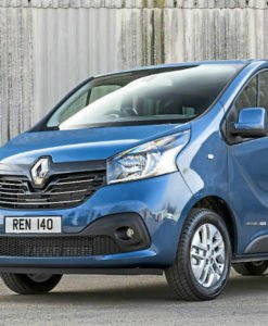 Renault Trafic (X82) Front Styling
